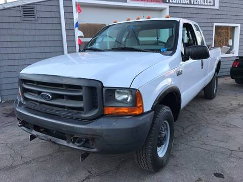 1999 Ford F-350 Super Duty for sale in Rye, NH