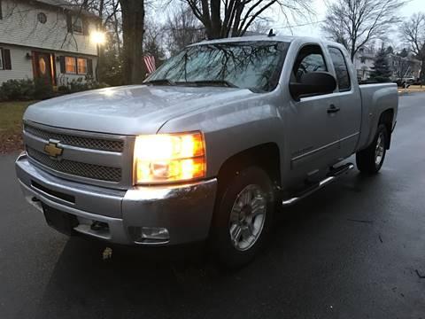 2012 Chevrolet Silverado 1500 for sale in Rye, NH