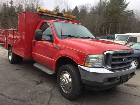 2002 Ford F-550 for sale in Rye, NH