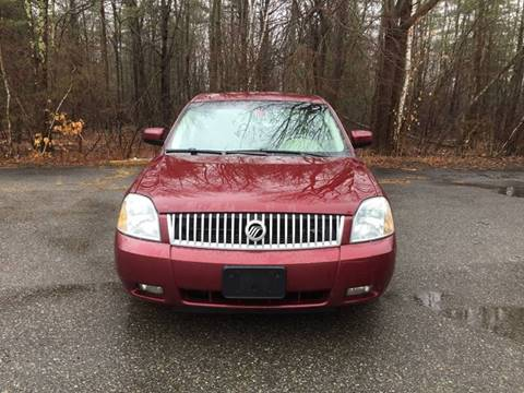2005 Mercury Montego for sale in Rye, NH