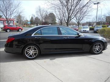 2015 Mercedes-Benz S-Class for sale in Fort Collins, CO
