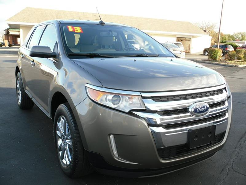 Ford Edge For Sale At Integrity Auto Center In Paola Ks