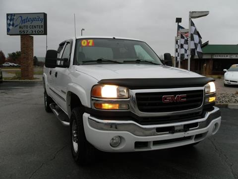 2007 GMC Sierra 2500HD Classic for sale in Paola, KS