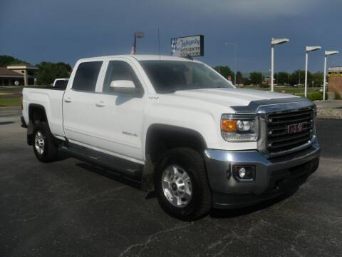 2016 GMC Sierra 2500HD for sale at Integrity Auto Center in Paola KS
