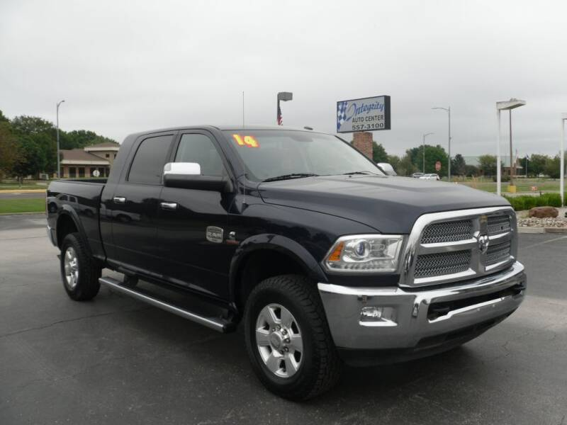 2014 RAM Ram Pickup 3500 for sale at Integrity Auto Center in Paola KS