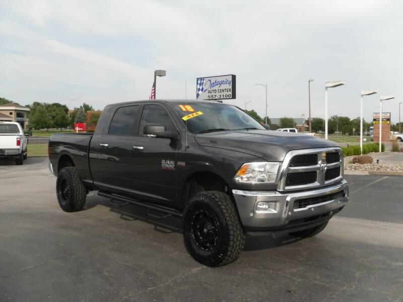 2018 RAM Ram Pickup 2500 for sale at Integrity Auto Center in Paola KS