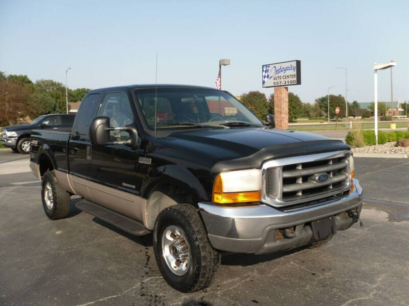 1999 Ford F-250 Super Duty for sale at Integrity Auto Center in Paola KS