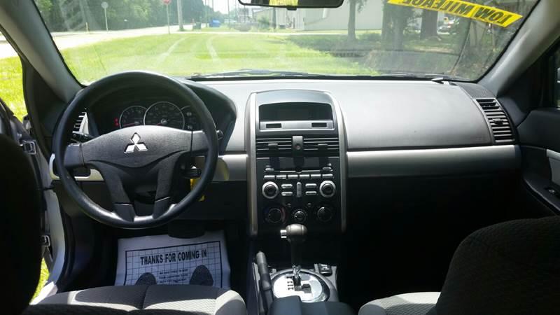 2008 Mitsubishi Galant ES 4dr Sedan - Foley AL