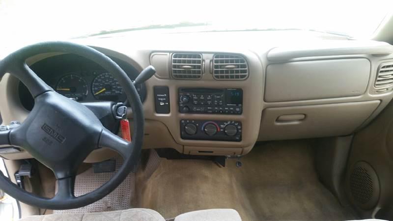 2000 GMC Sonoma 2dr SLE Extended Cab SB - Foley AL