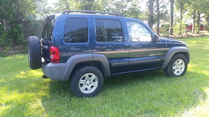 2003 Jeep Liberty Sport 4dr SUV - Foley AL
