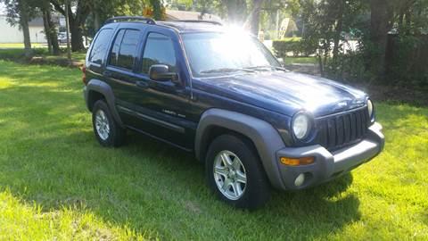 2003 Jeep Liberty for sale in Seminole, AL