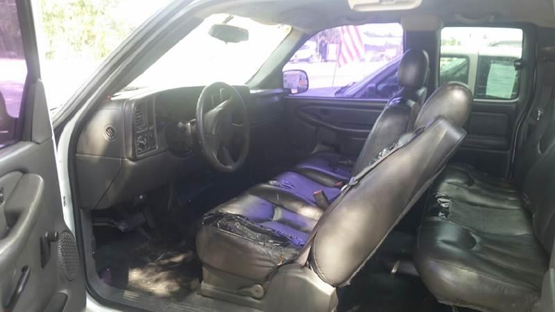 2003 GMC Sierra 1500 4dr Extended Cab Rwd SB - Foley AL