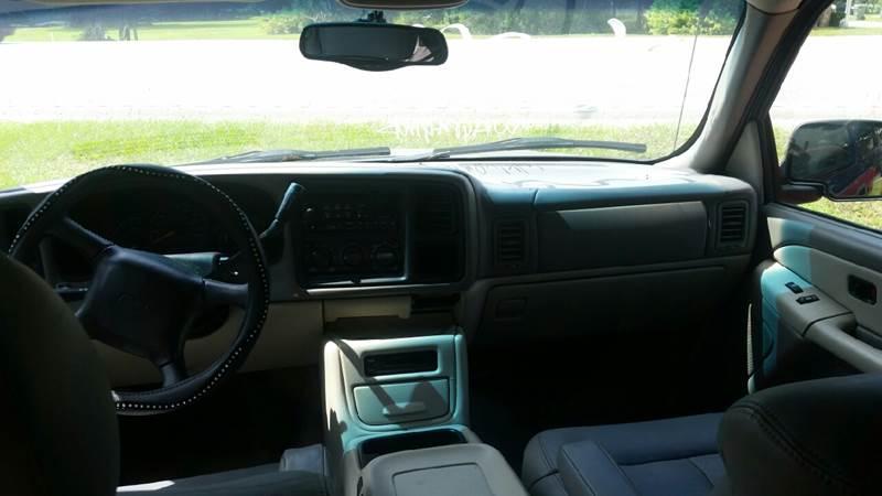 2000 Chevrolet Tahoe LS 4dr SUV - Foley AL