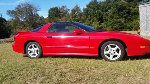 1995 Pontiac Firebird for sale in Seminole, AL