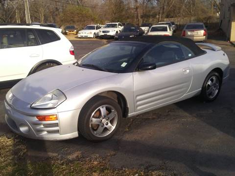 2003 Mitsubishi Eclipse Spyder for sale in Tulsa, OK