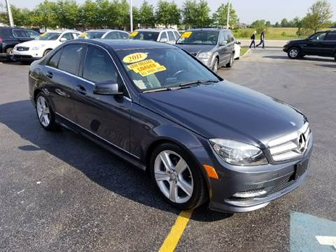 2011 Mercedes-Benz C-Class for sale in Frankfort, IL
