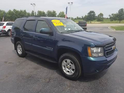 2007 Chevrolet Tahoe for sale in Frankfort, IL