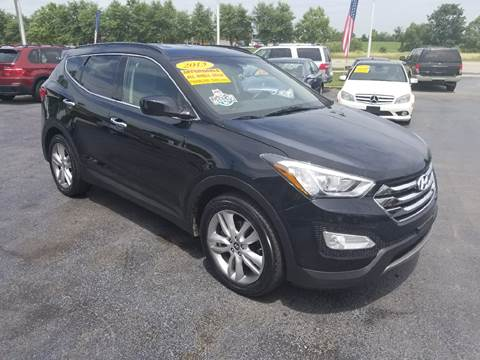 2013 Hyundai Santa Fe Sport for sale in Frankfort, IL