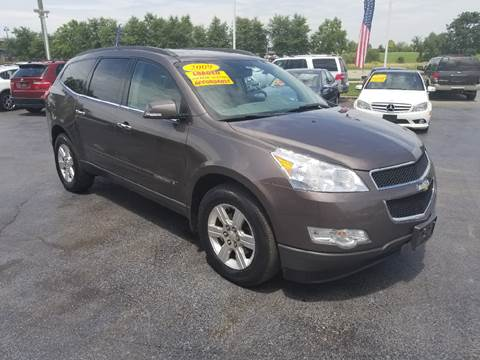 2009 Chevrolet Traverse for sale in Frankfort, IL