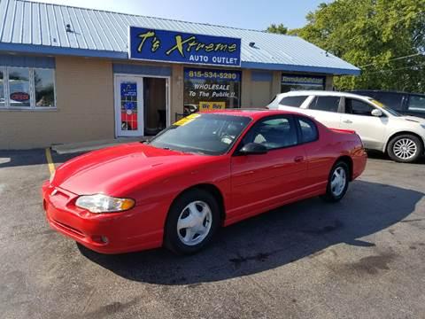 2000 Chevrolet Monte Carlo for sale in Frankfort, IL