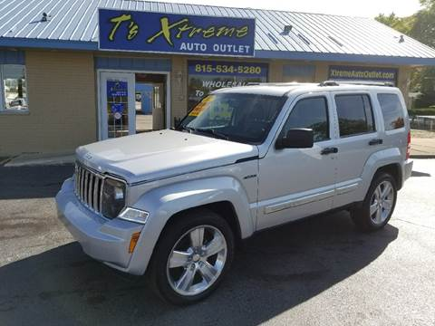 2012 Jeep Liberty for sale in Frankfort, IL