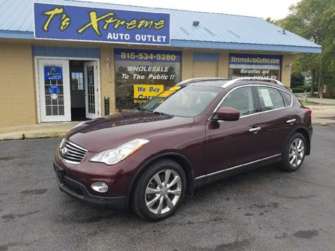 2011 Infiniti EX35 for sale in Frankfort, IL