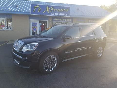 2011 GMC Acadia for sale in Frankfort, IL