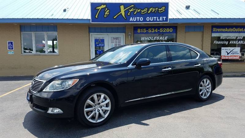 2009 Lexus LS 460 For Sale At Tu0027S Xtreme Auto Outlet In Frankfort IL