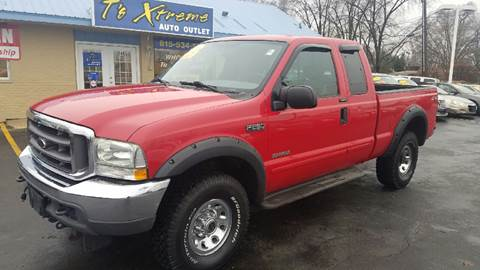 2004 Ford F-250 Super Duty for sale in Frankfort, IL