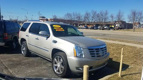 2008 Cadillac Escalade for sale in Frankfort, IL