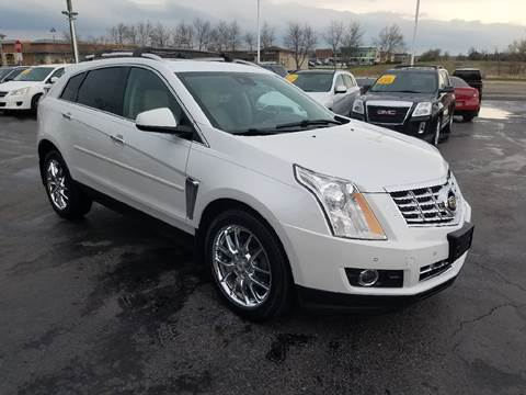 2013 Cadillac SRX for sale in Frankfort, IL