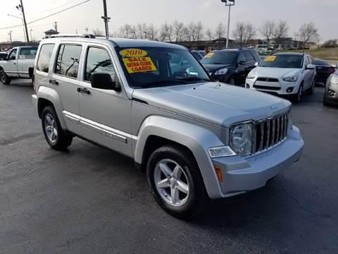 2010 Jeep Liberty for sale in Frankfort, IL