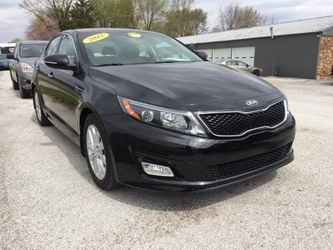 2015 Kia Optima For Sale In Bowling Green, KY