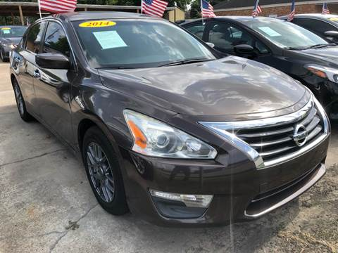 2014 Nissan Altima for sale in South Houston, TX