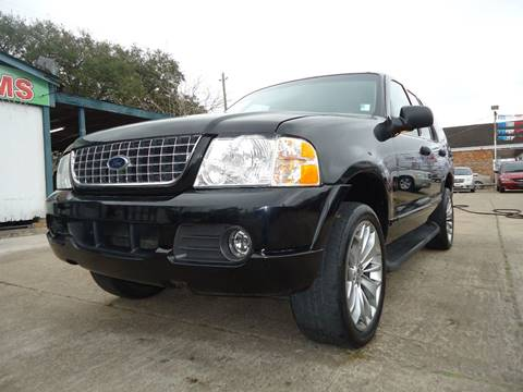 2004 Ford Explorer for sale in South Houston, TX