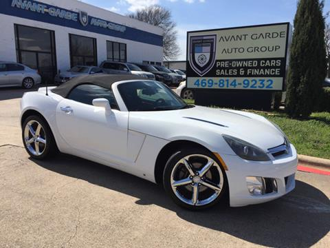 2007 Saturn SKY For Sale In Plano, TX