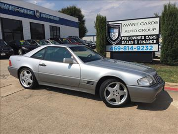 1995 Mercedes-Benz SL-Class for sale in Plano, TX