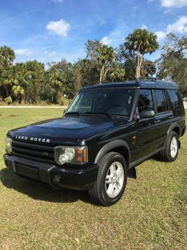 2003 Land Rover Discovery for sale in New Smyrna Beach, FL