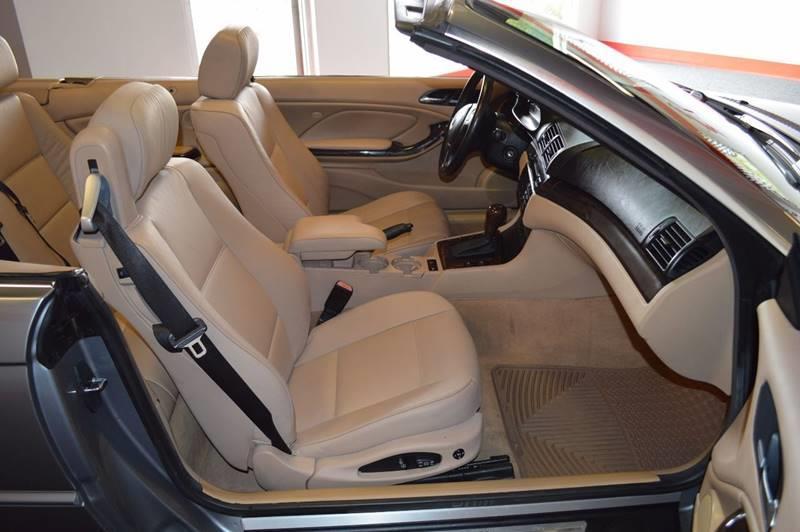 2004 BMW 3 Series 330Ci 2dr Convertible - Ormond Beach FL