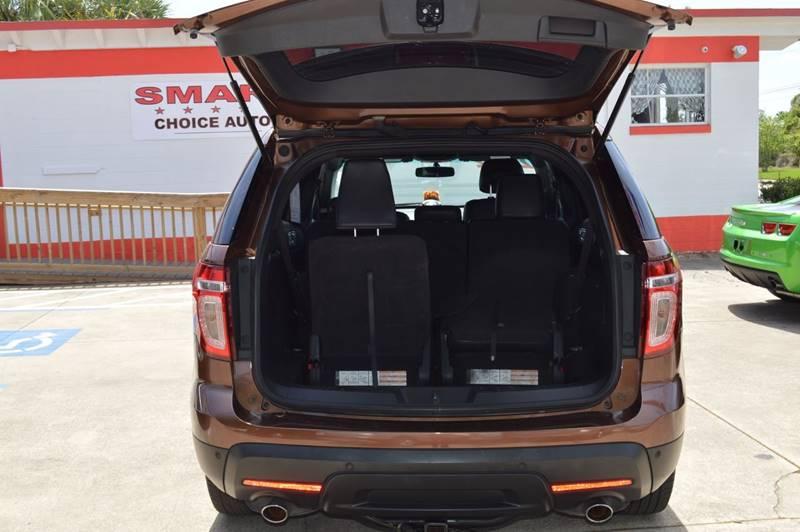 2012 Ford Explorer XLT 4dr SUV - Ormond Beach FL