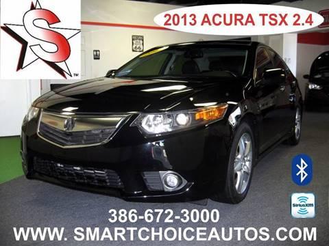 2013 Acura TSX for sale in Ormond Beach, FL