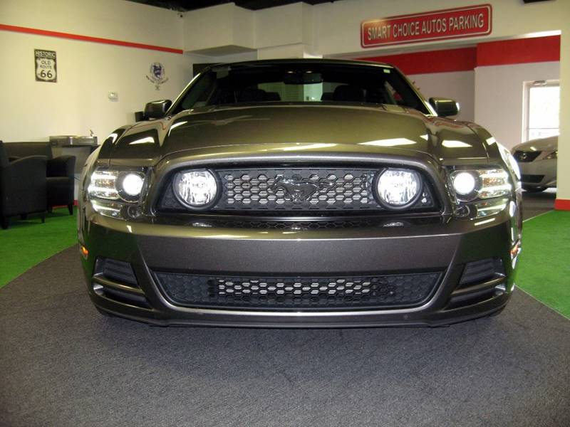 2014 Ford Mustang GT 2dr Coupe - Ormond Beach FL