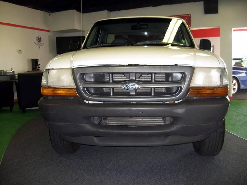 2000 Ford Ranger 2dr XL Standard Cab SB - Ormond Beach FL