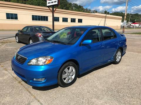 2008 Toyota Corolla for sale in Charlston WV