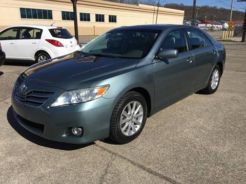 2010 Toyota Camry for sale in Charlston, WV