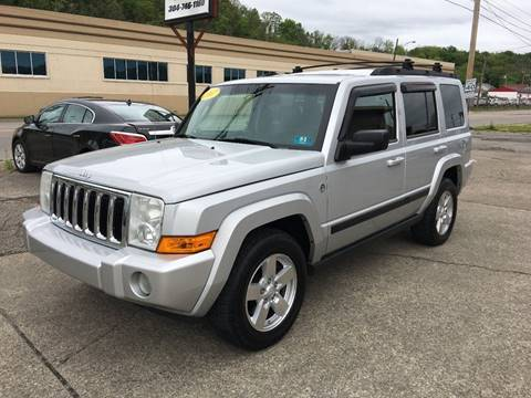 2007 Jeep Commander for sale in Charlston, WV