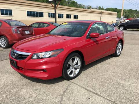 2011 Honda Accord for sale in Charlston, WV