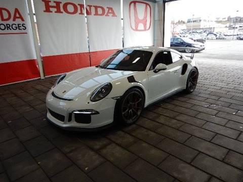 2016 Porsche 911 for sale in Saint George, QC