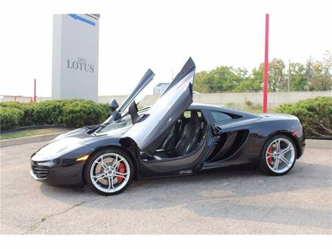 2012 McLaren MP4-12C for sale in Buffalo, NY