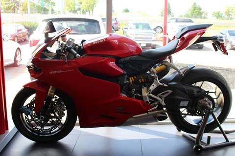 2012 Ducati 1199 Panigale (SOLD)
